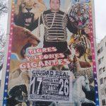 Vuelve el circo con animales a Ciudad Real… a pesar de Ganemos