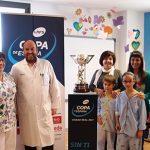 """La Copa de España de Fútbol Sala permanecerá """"ingresada"""" en el hospital de Ciudad Real hasta el viernes"""
