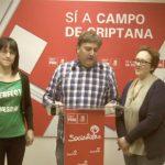 """Criptana: El PSOE pregunta a Lucas-Torres si """"el Plan Genera consiste en liberar a cuatro concejales para que los vecinos les paguemos el sueldo"""""""