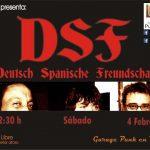 Puertollano: Punk-rock 100% manchego este sábado con el directo de DSF en pub Luna