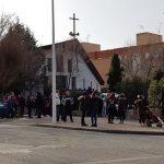 Puertollano despide entre el silencio y la consternación al adolescente atropellado en Almodóvar del Campo