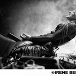 Irene Bernad mostrará en Alumbre 10 años de rock