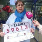 El primer premio de la Lotería Nacional reparte seis millones de euros en Ciudad Real