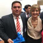 El Consorcio RSU de Ciudad Real recibió la Pajarita Azul, distinción nacional que reconoce la excelencia en la recogida selectiva para reciclaje de papel y cartón