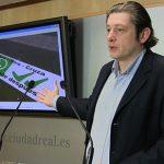 C´s considera «inmoral» que se cobre 82.000 euros de alquiler al Impefe y propone que los pasos de cebra adviertan del uso de los móviles