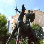El caso de la estatua desaparecida (1)
