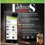 """La mítica """"rockola"""" vuelve a Puertollano con aplicación móvil de la mano del Francis Café"""