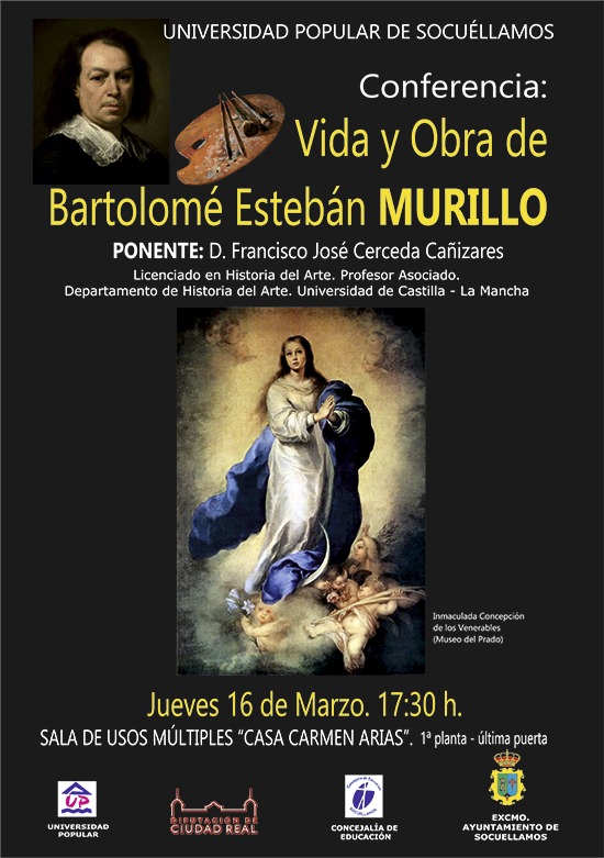 CARTEL-CONFERENCIA-MURILLO