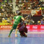 Un gol de Cardinal sobre la bocina mete a ElPozo Murcia en la Final eliminando a un Magna Gurpea colosal (2-1)