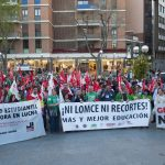 Ciudad Real: La lenta marcha contra la LOMCE
