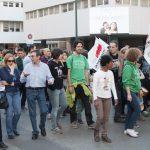 Manifestación huelga de educación 6