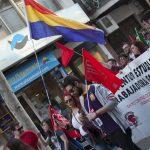 Manifestación huelga de educación 8