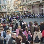 """""""Nos están matando por ser mujeres"""": Ciudad Real se suma al paro mundial del 8 de marzo"""