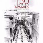 Los 'armaos' celebran el 150 aniversario de su fundación como sección propia de la Hermandad de Jesús Nazareno de Aldea del Rey