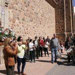 San José procesionó en Almodóvar en una primavera anticipada