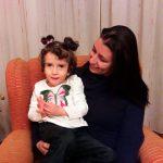 La madre de Andrea comunica que le han concedido una ayuda para los elementos que su hija necesita
