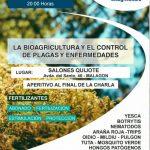 Malagón: charla sobre bioagricultura y control de plagas