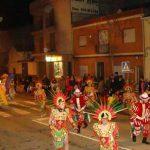 El desfile de comparsas y carrozas de Bolaños ha repartido 9.500 euros en premios entre casi 1.600 participantes