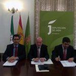 La Diputación pretende favorecer las agrociudades fortaleciendo el transporte de mercancías por tren