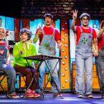 """Puertollano: Cantajuego ofrecerá dos funciones el 30 de abril de """"Viva mi planeta"""""""