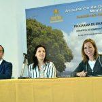 Carme Chacón animó a las mujeres a seguir en la esfera pública para alcanzar la igualdad antes, en el acto comarcal de Montes Norte en El Robledo