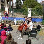 Ciudad Real: Bienvenida a la primavera en el CEIP Ángel Andrade