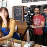 Pablo Conde y Hugo de la Riva ruedan un corto en Los Ángeles