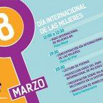 Poesía y reivindicación en el 8 de marzo de Feminismos Ciudad Real