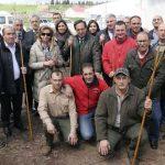 Almodóvar del Campo: Numeroso público en la X edición de la Feria La Cuerda, pese a la adversa climatología