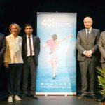Caballero asiste en Madrid a la presentación del 40º Festival de Teatro de Almagro