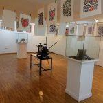 Fragmentos Psicogreográficos en la Escuela de Arte Pedro Almodovar