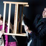 Lakarraka pondrá en escena este sábado 'In-comunicaciones' en el Teatro de la Sensación