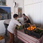 Arte y mercadillo de productores en La Fábrica