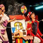 El musical 'Mamá gallina' llega al Teatro de la Sensación