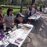 Mercadillo solidario y tapeo vegano en apoyo a La Frontera