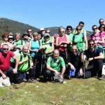 Puertollano: Nuevo recorrido senderista del Club Pozo Norte en una ruta por Navalpino