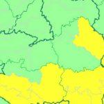 Aviso amarillo por posibilidad de nevadas en Puertollano