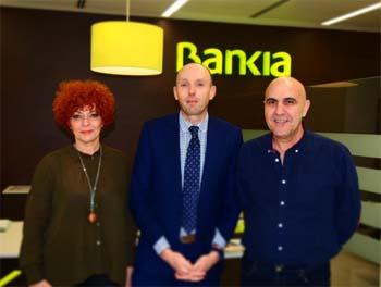 Bankia apoya con euros el proyecto deportivo del for Bankia cajero mas cercano