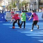 La 'Zona Fan Futsal', punto de encuentro entre aficiones