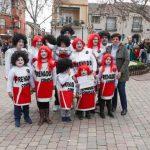 Diversión y mucho humor en el Concurso de Disfraces para Adultos del Carnaval de Porzuna