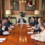 La Diputación Provincial de Ciudad Real muestra su apoyo a FERDUQUE