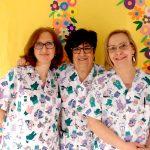 """Nuevos uniformes para hacer del Hospital de Ciudad Real un entorno más """"amable"""" para los niños"""