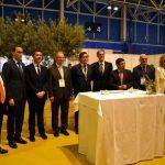 Gran expectación en la apertura del más ambicioso encuentro del aceite de oliva
