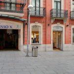La rotura de una tubería provoca la inundación de la tienda Zara de Ciudad Real