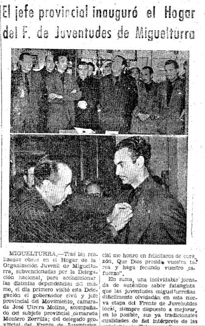 Lanza, 3.12.1956