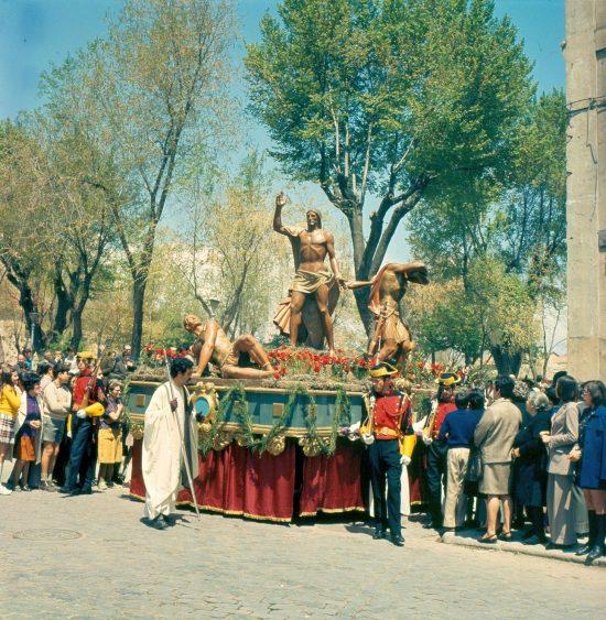 3. Paso de García Donaire y foto de Matos (CECLM)