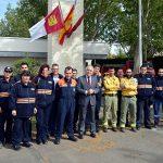 El Gobierno de Castilla-La Mancha impartirá 41 cursos por los que pasarán más de 1.200 voluntarios de Protección Civil