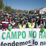 Manifestación ASAJA en Ciudad Real 10