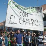 Manifestación ASAJA en Ciudad Real 13