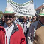 Manifestación ASAJA en Ciudad Real 14